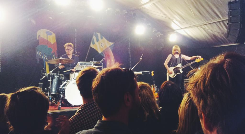 Wye Oak @ Immergut Festival