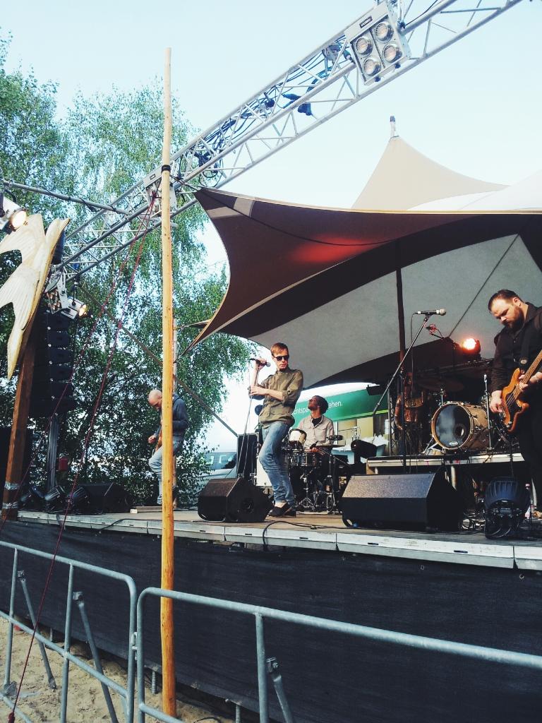 Messer @ Feel Festival 2014