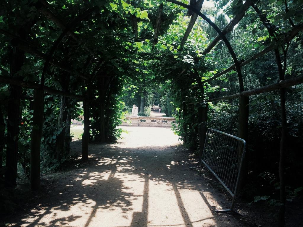 Schlosspark Sansscouci