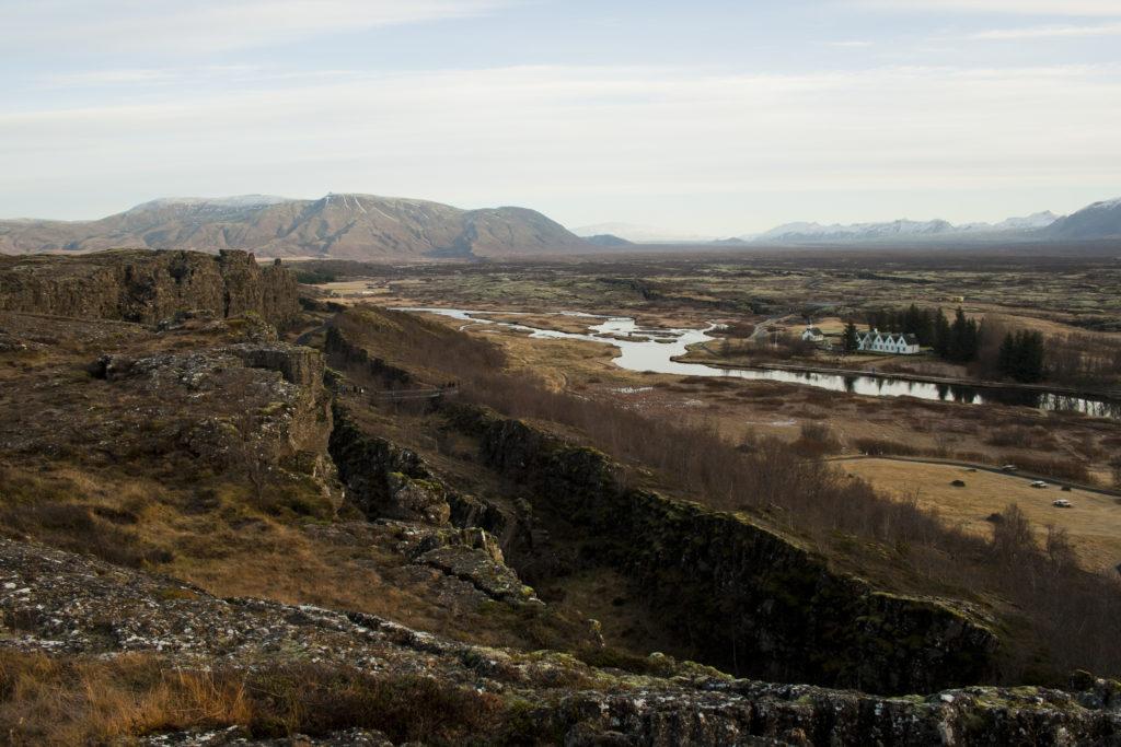 Þingvellir, Island